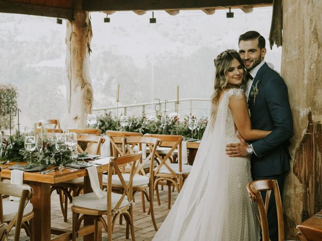 El matrimonio de Juan y Valentina en Retiro, Antioquia 1