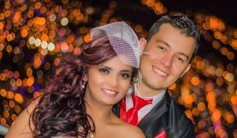 El matrimonio de Whiston y Justink en Medellín, Antioquia