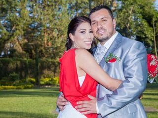 El matrimonio de Eliana y Gerardo