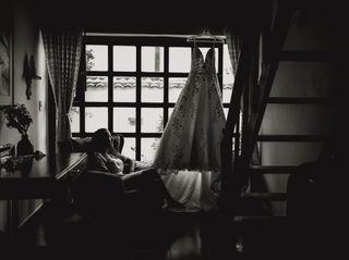 El matrimonio de Naty y Juan 3