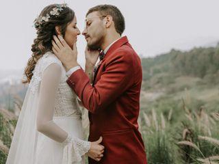 El matrimonio de Lina y Juan José
