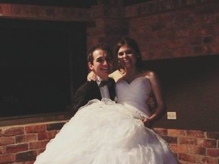 El matrimonio de Lina Avila y Jhonattan Carvajal 1