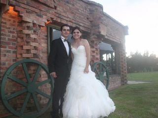 El matrimonio de Lina Avila y Jhonattan Carvajal