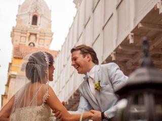 El matrimonio de Lorena y Christian 3