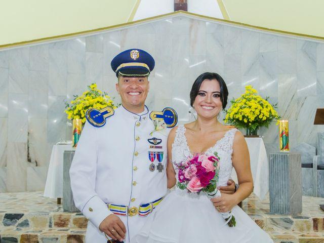 El matrimonio de Jenifer y Gustavo