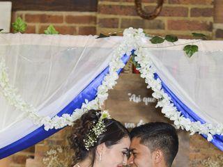 El matrimonio de Albert  y Erica  3