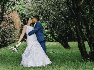 El matrimonio de Albert  y Erica