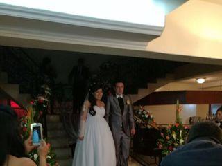 El matrimonio de Tatiana y Fabian 1