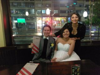 El matrimonio de Tatiana y Fabian 2