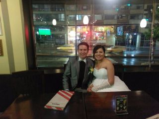 El matrimonio de Tatiana y Fabian