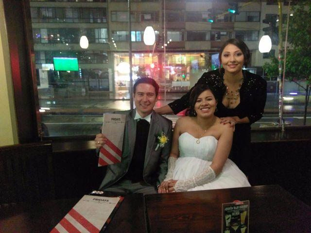El matrimonio de Fabian y Tatiana en Bogotá, Bogotá DC 3