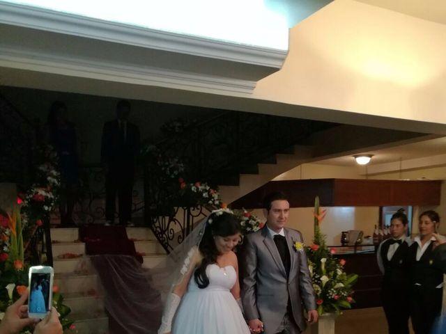 El matrimonio de Fabian y Tatiana en Bogotá, Bogotá DC 4