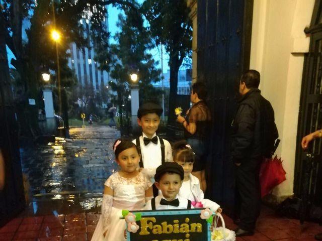 El matrimonio de Fabian y Tatiana en Bogotá, Bogotá DC 1