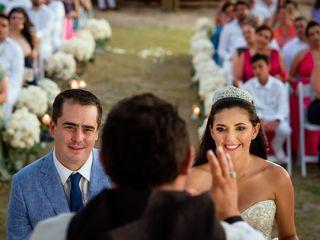 El matrimonio de Estefany y Jose