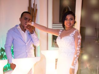 El matrimonio de Keila y Eder 1