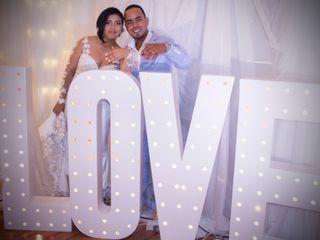 El matrimonio de Keila y Eder