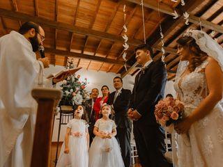 El matrimonio de Marcela y Felipe 2