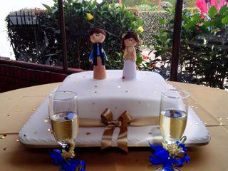 El matrimonio de Carolina y Diego Alejandro 1
