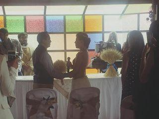 El matrimonio de Carolina y Diego Alejandro 2