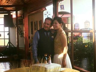 El matrimonio de Carolina y Diego Alejandro 3