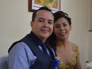 El matrimonio de Carolina y Diego Alejandro