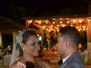 El matrimonio de Keila Paola y Andrés Eduardo 1