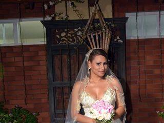 El matrimonio de Keila Paola y Andrés Eduardo 3