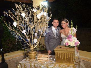 El matrimonio de Keila Paola y Andrés Eduardo