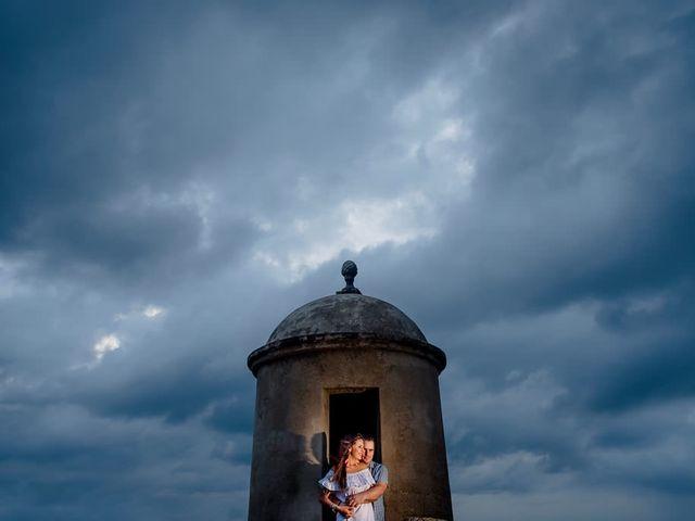El matrimonio de Jose y Estefany en Cartagena, Bolívar 1