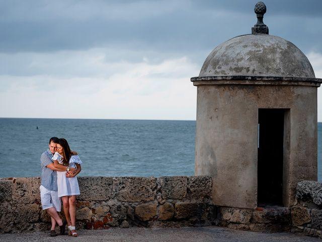 El matrimonio de Jose y Estefany en Cartagena, Bolívar 2