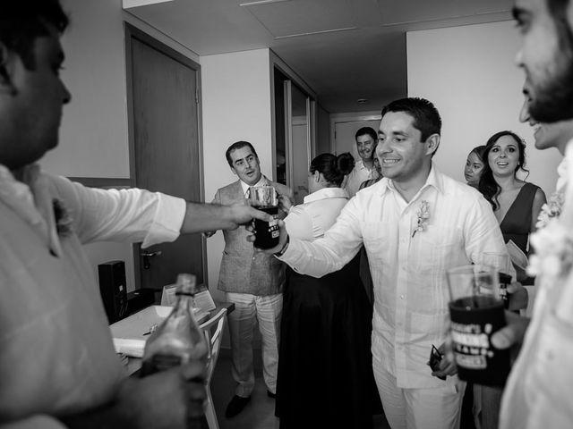 El matrimonio de Jose y Estefany en Cartagena, Bolívar 12