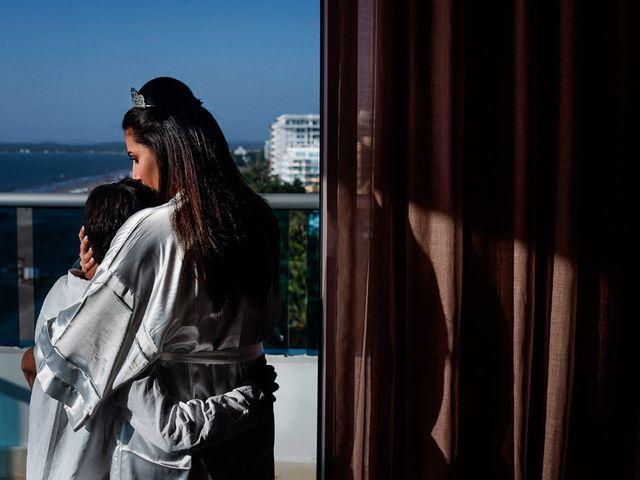 El matrimonio de Jose y Estefany en Cartagena, Bolívar 19