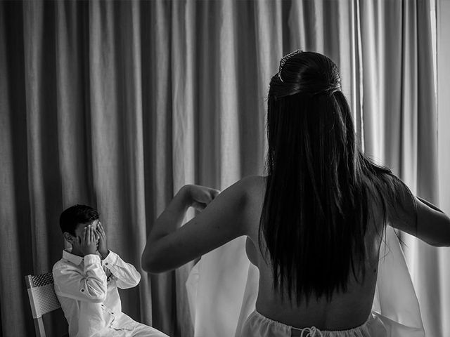 El matrimonio de Jose y Estefany en Cartagena, Bolívar 20