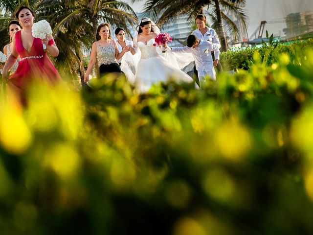 El matrimonio de Jose y Estefany en Cartagena, Bolívar 24