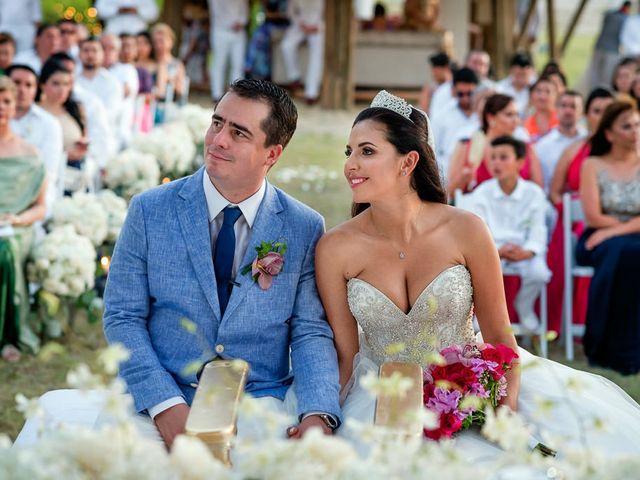 El matrimonio de Jose y Estefany en Cartagena, Bolívar 27