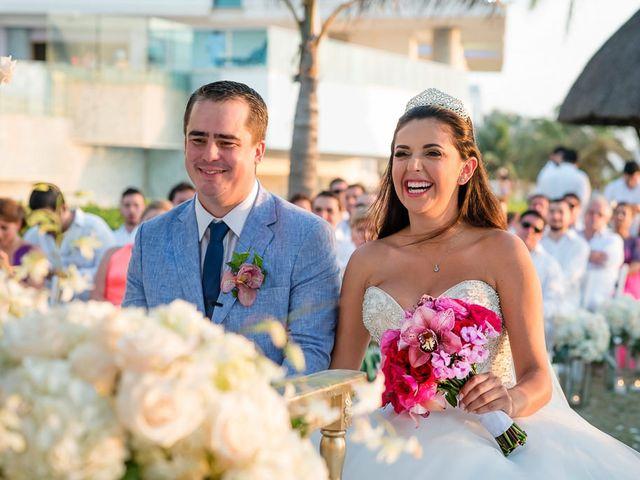 El matrimonio de Jose y Estefany en Cartagena, Bolívar 29