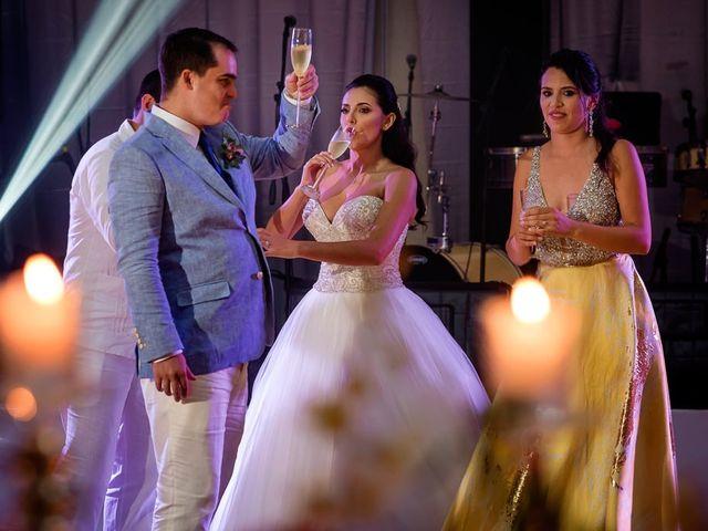 El matrimonio de Jose y Estefany en Cartagena, Bolívar 37