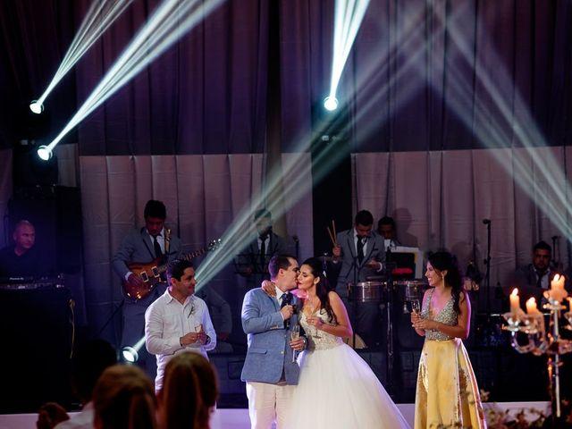 El matrimonio de Jose y Estefany en Cartagena, Bolívar 38