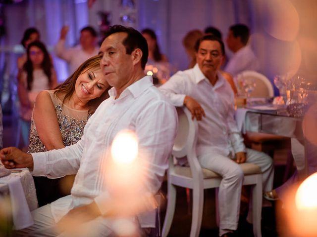 El matrimonio de Jose y Estefany en Cartagena, Bolívar 39