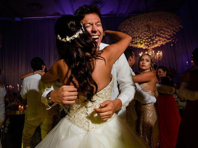 El matrimonio de Jose y Estefany en Cartagena, Bolívar 50