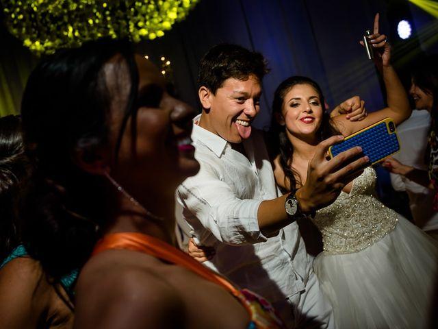 El matrimonio de Jose y Estefany en Cartagena, Bolívar 52