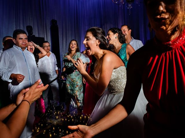El matrimonio de Jose y Estefany en Cartagena, Bolívar 56