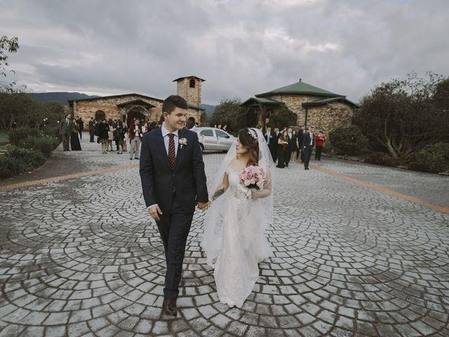 El matrimonio de Felipe y Marcela en Bogotá, Bogotá DC 1