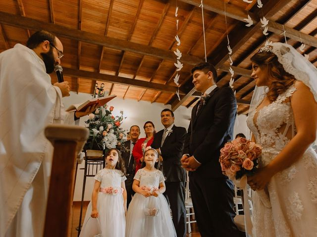 El matrimonio de Felipe y Marcela en Bogotá, Bogotá DC 2