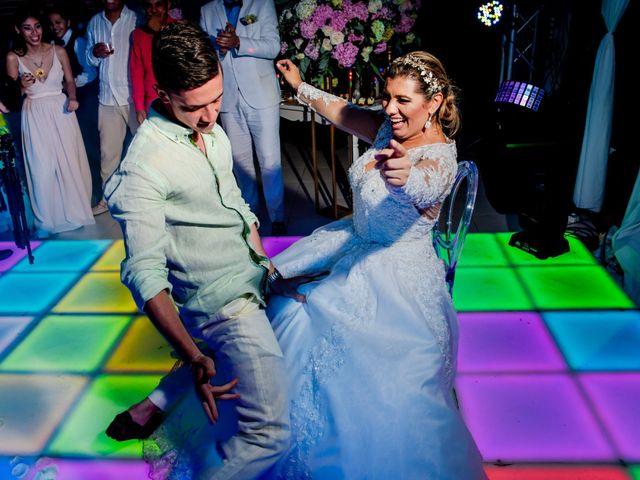 El matrimonio de Luz y Jorge