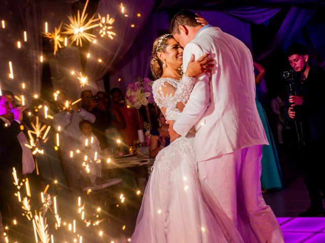 El matrimonio de Jorge y Luz en Villavicencio, Meta 6