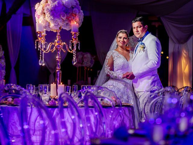 El matrimonio de Jorge y Luz en Villavicencio, Meta 11