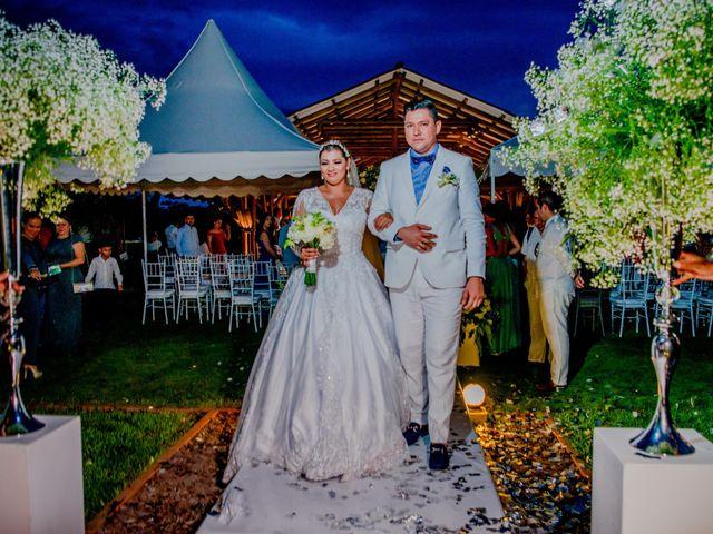 El matrimonio de Jorge y Luz en Villavicencio, Meta 22