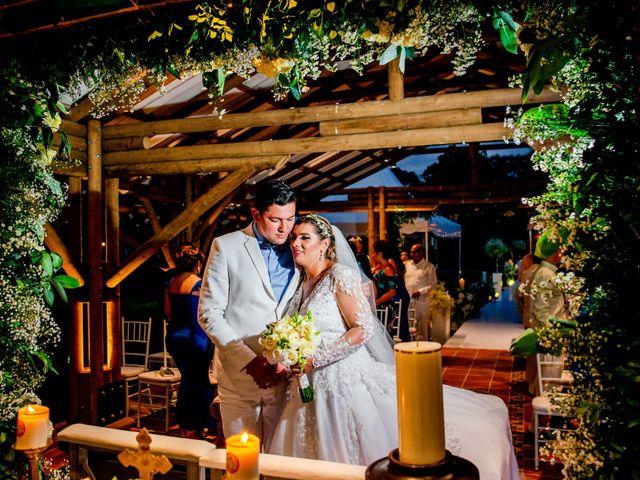 El matrimonio de Jorge y Luz en Villavicencio, Meta 21