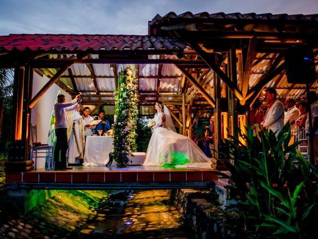 El matrimonio de Jorge y Luz en Villavicencio, Meta 19